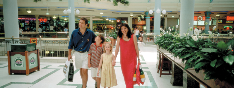 Dine, and Enjoy at Pacific Fair Shopping Centre