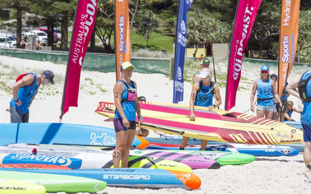 Prep Your Paddle Board for the 2018 Australian SUP Titles