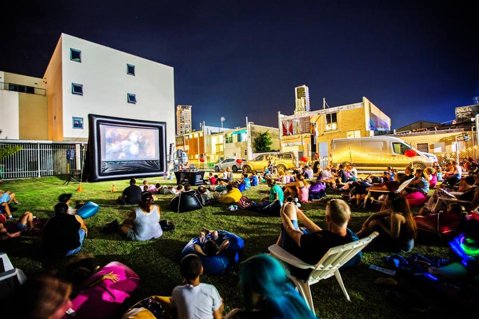 Enjoy Special Festive Showings with Movies Under the Stars this December!