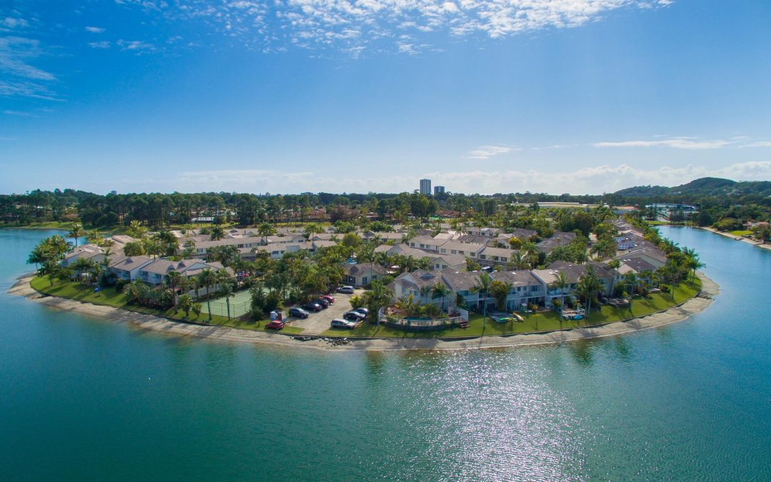 Enjoy a Peaceful Location That's Still Walking Distance to the Beach