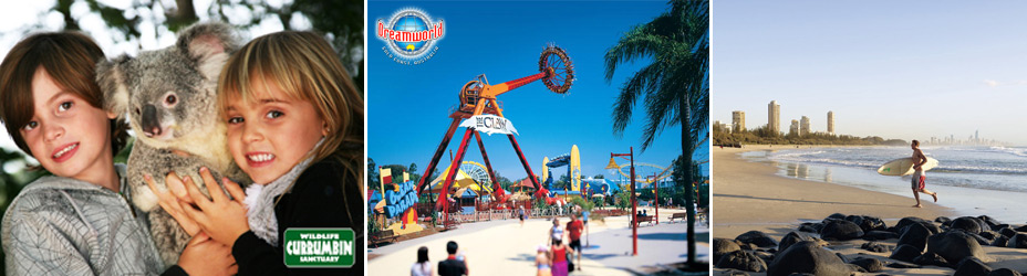 Maximize Your Holiday on the Gold Coast with our Tour Desk
