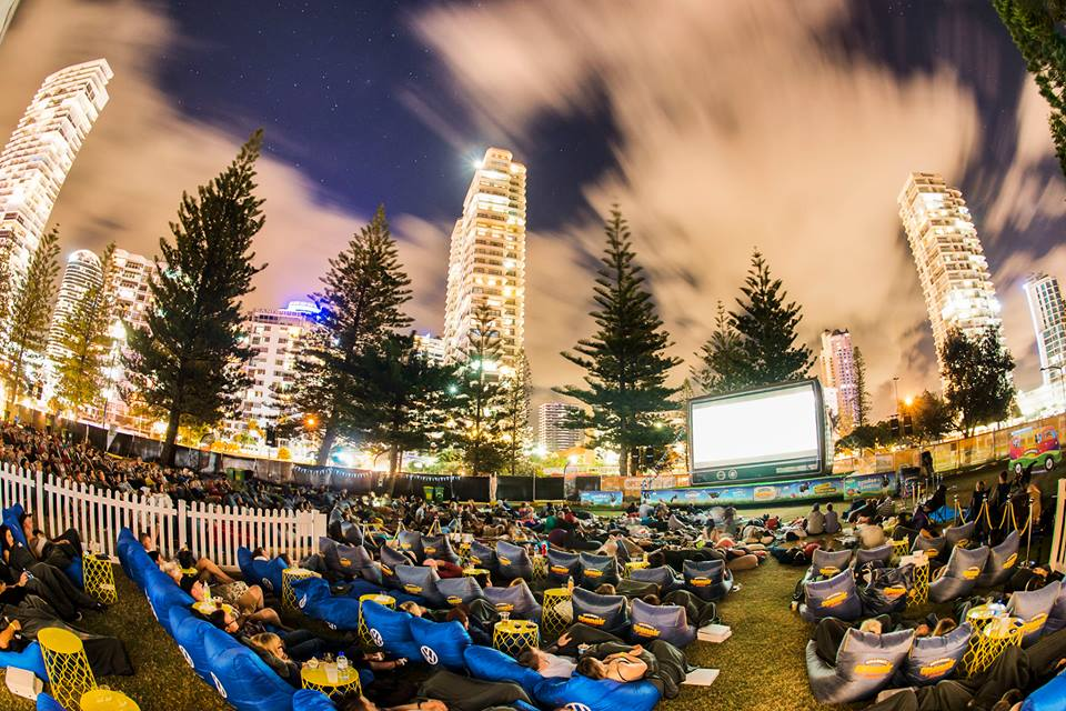American Express Openair Cinemas is Coming to the Gold Coast!