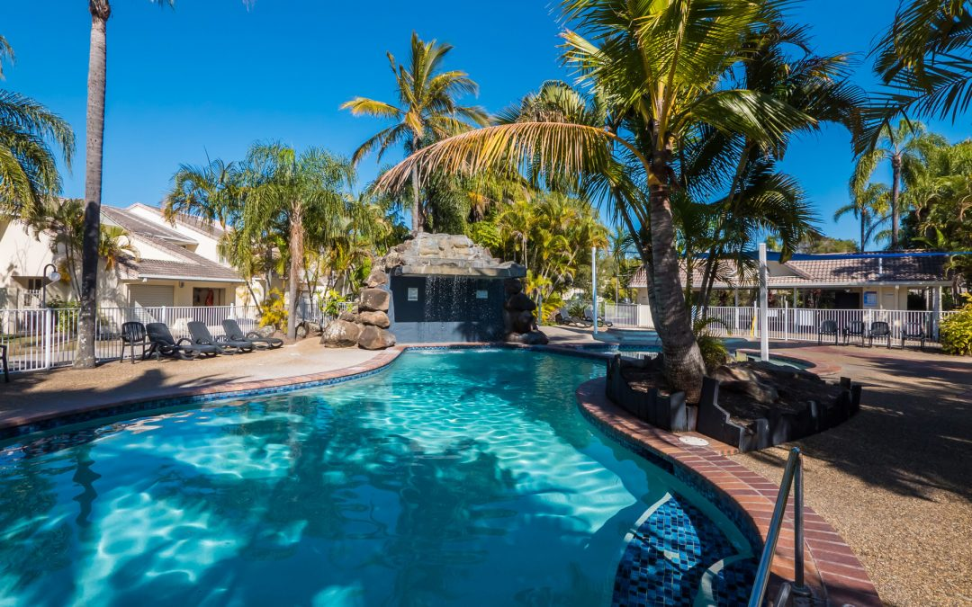Relax on the Gold Coast with Isle of Palms Lakeside Villas
