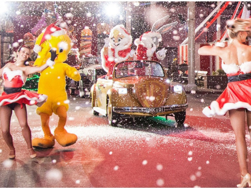 Make Christmas 2020 Memorable at White Christmas Movie World