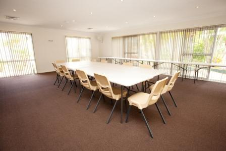 Onsite Conference and Meeting Room