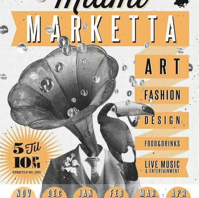 Delight in great food and music at the Miami Marketta