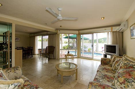 Isle of Palms Resort: A tranquil holiday home on Gold Coast