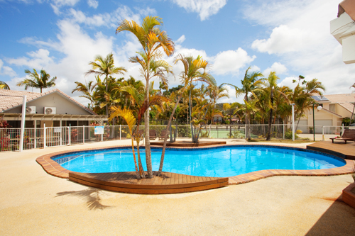 Child-friendly holiday stay at Isle of Palms