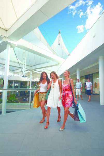 Retail Therapy at The Pines Shopping Centre