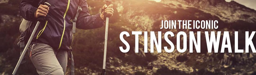 Recreate the Heroic Steps of Bernard O'Reilly with the Stinson Walk