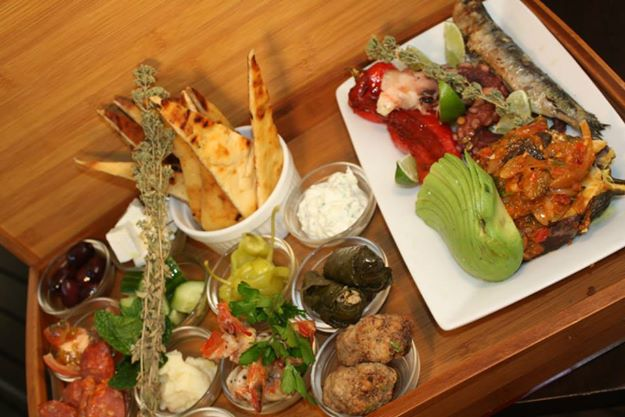 Where to find Greek restaurants on the Gold Coast