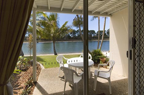 Four Bedroom Waterfront Townhouse