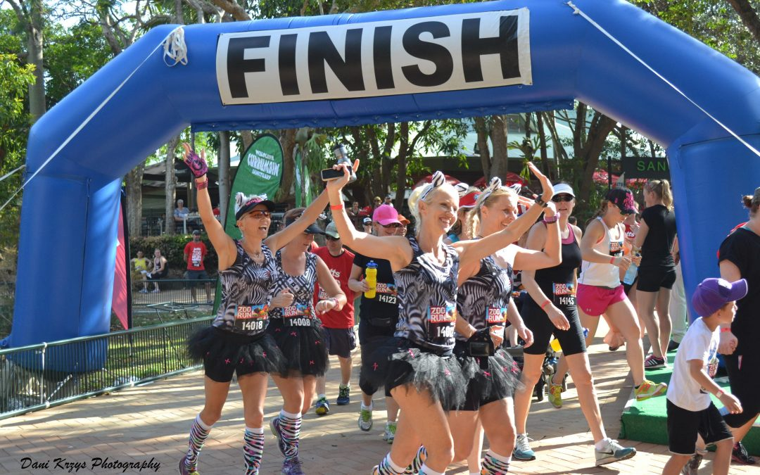 Have a Nature-Inspired Fun Run with Zoo Run at Sea World!