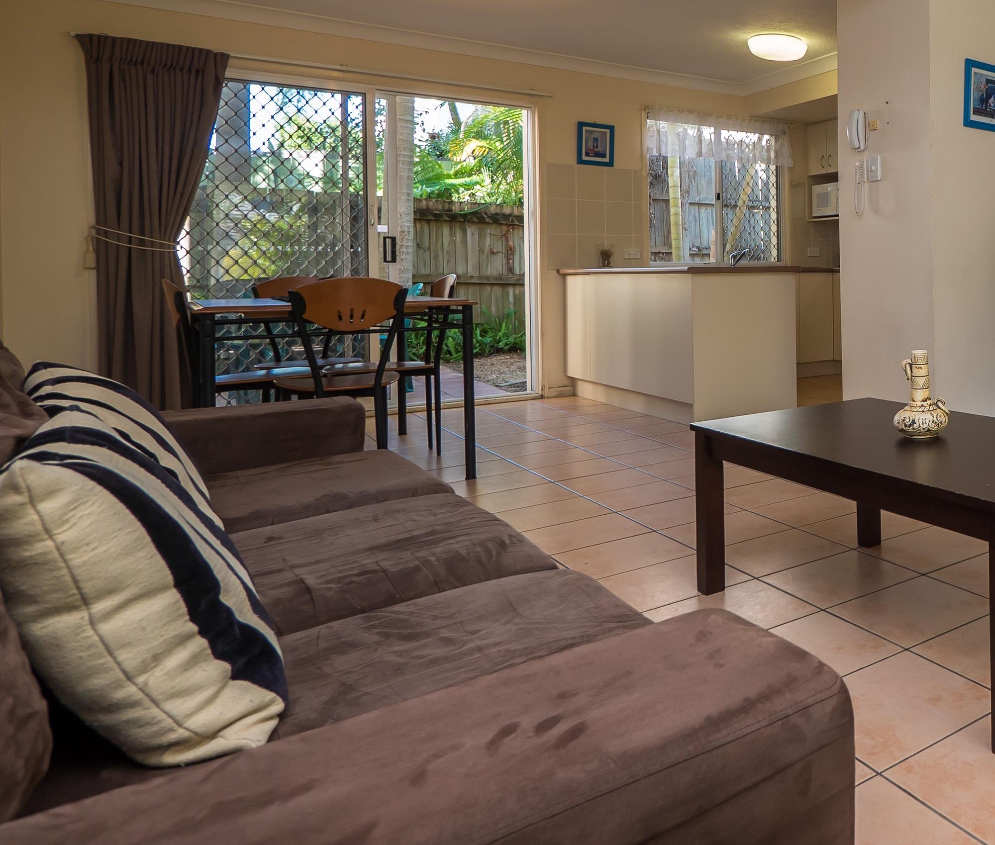 Isle of Palms Resort Accommodation - Lounge
