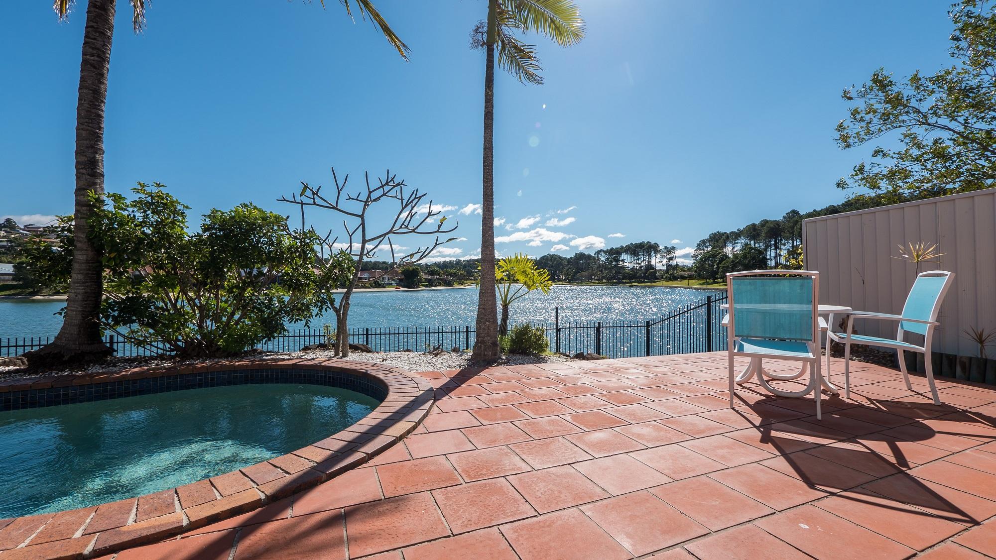 Isle of Palms Resort Facilities - Waterfront Pool
