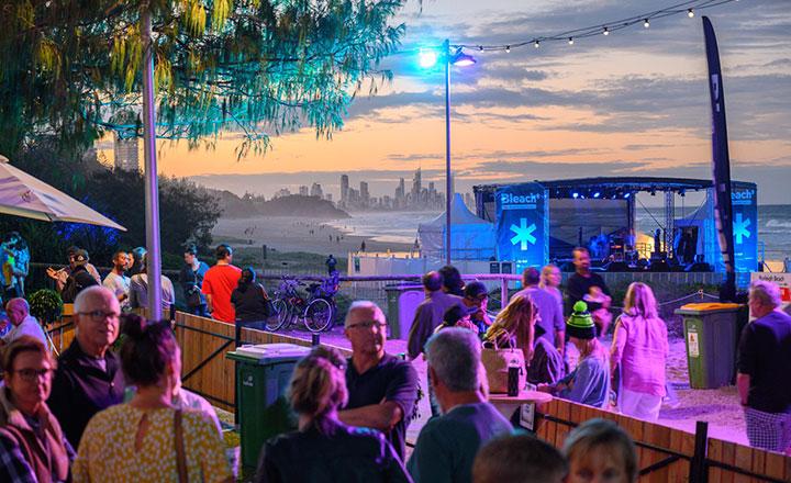 BLEACH Festival 2021 – Book Palm Beach Gold Coast Accommodation
